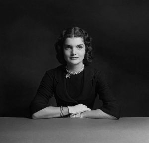 Pictures of Jackie - jackie bouvier kennedy onassis portrait.jpg