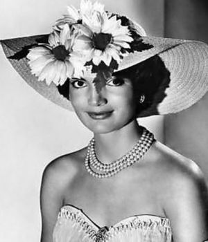 Pictures of Jackie Kennedy dress - jackie kennedy style with hat.jpg
