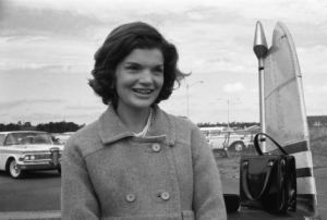 Pictures of Jackie O Kennedy - young jackie bouvier kennedy.png