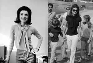 Style icons - Jacqueline Bouvier Kennedy Onassis - jackie kennedy twinset.jpg
