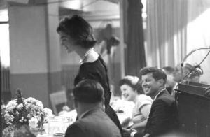 jackie bouvier kennedy onassis 1959 giving a speech.jpg