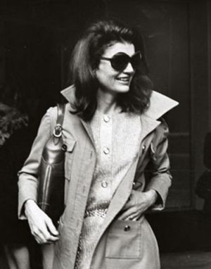 jackie bouvier kennedy onassis in a trench coat.jpg