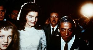 jackie bouvier kennedy onassis wedding day with ari and caroline.jpg