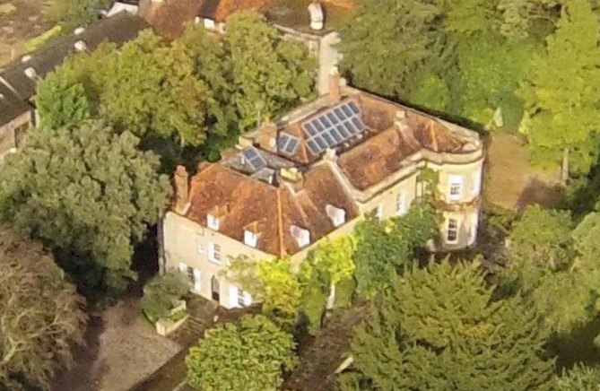 Houses Of The Rich And Famous George And Amal Clooney S