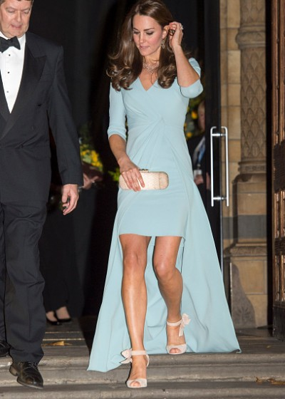 ROYALTY: Kate Middleton\'s maternity style for royal baby number two