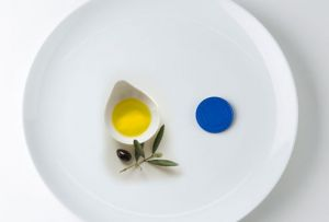 PORTION SIZES: 1 portion of fat equals a poker chip equals 1 teaspoon or 1 serving of fats and oils