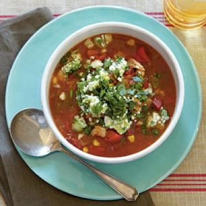 A healthy life - pictures - Chili spiced chicken soup.jpg