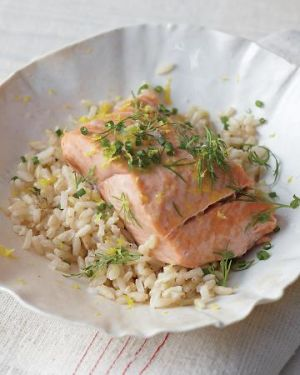 IMAGES Wednesday Weight blog series - A healthy life - salmon-fresh-herbs-lemon.jpg