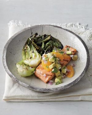 Wednesday Weight blog series - A healthy life - salmon-bok-choy-salad.jpg