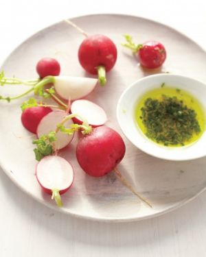Wednesday Weight blog series -A healthy life - radishes-olive-oil.jpg