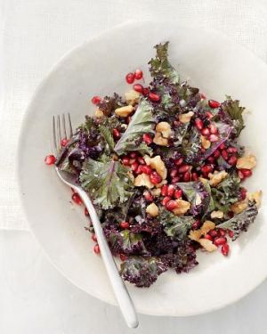 Wednesday Weight blog series -raw-kale-pomegranate-walnuts.jpg