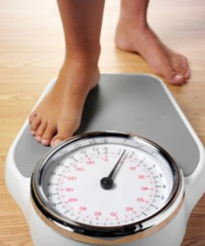 Weight scales - Wednesday Weight blog post update via mylusciouslife.jpg