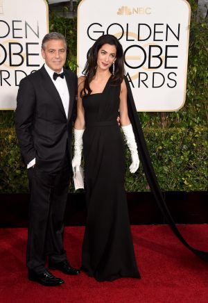 George and Amal Clooney in Dior Couture.jpg