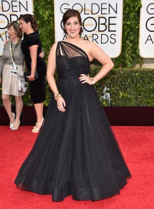 Golden Globes 2015 fashion - Allison Tolman.jpg