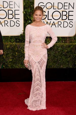 Golden Globes 2015 fashion - Chrissy Teigen.jpg