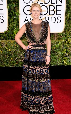 Golden Globes 2015 fashion - Claire Danes in Valentino.jpg