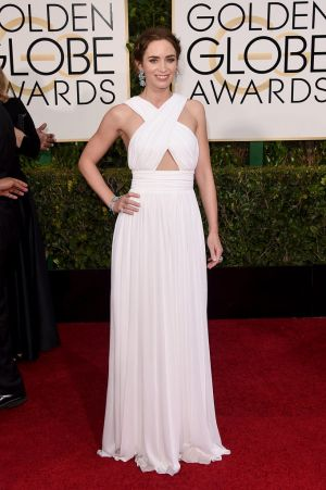 Golden Globes 2015 fashion - Emily Blunt in Michael Kors.jpg