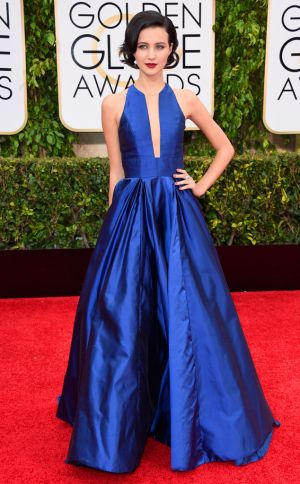 Golden Globes 2015 fashion - Julia Goldani Telles.jpg