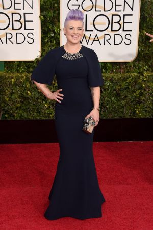 Golden Globes 2015 fashion - Kelly Osbourne.jpg