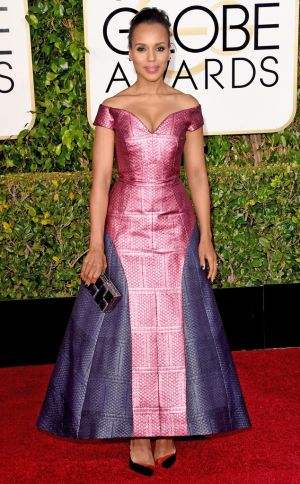 Golden Globes 2015 fashion - Kerry Washington in Mary Katrantzou.jpg