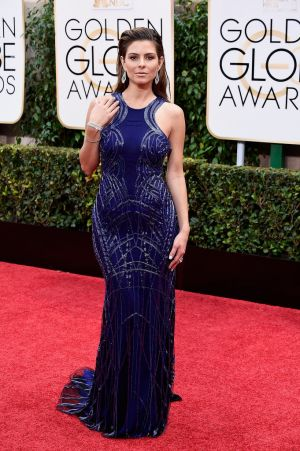 Golden Globes 2015 fashion - Maria Menounos.jpg