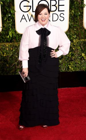 Golden Globes 2015 fashion - Melissa McCarthy.jpg
