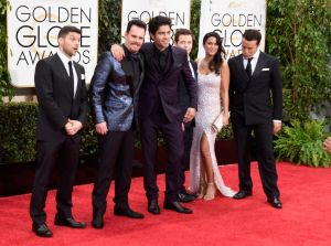 Golden Globes 2015 fashion - The cast of Entourage.jpg
