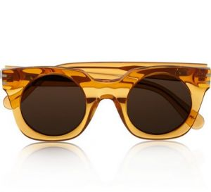 MARC JACOBS Square-frame acetate sunglasses