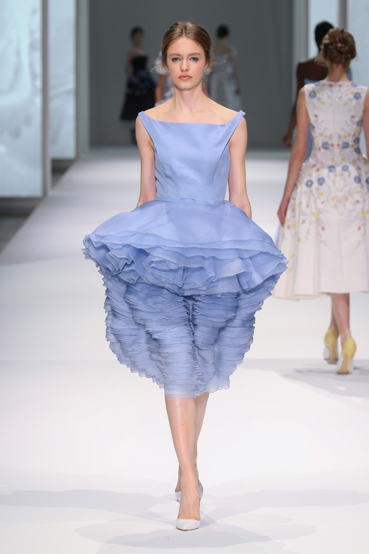 Runway Ralph And Russo Spring Summer 2015 Couture Collection