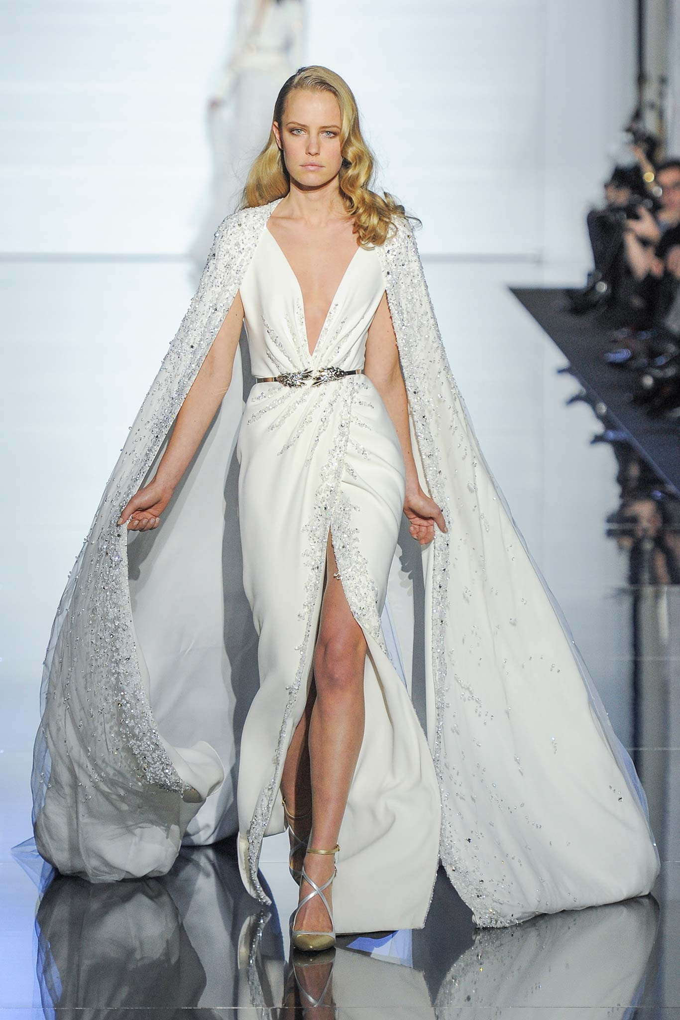 RUNWAY Zuhair Murad Spring 20 Couture Collection