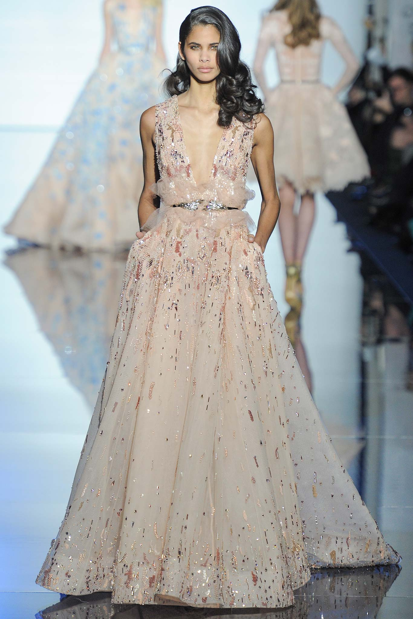 RUNWAY: Zuhair Murad Spring 2015 Couture Collection