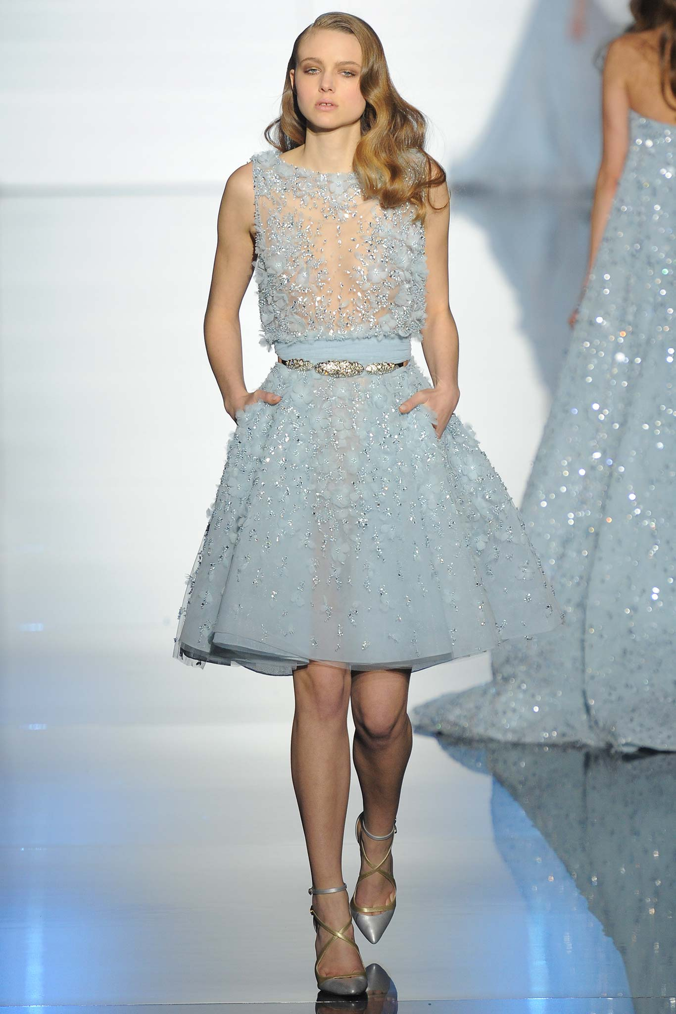 Runway zuhair murad spring 2015 couture collection for Haute couture collection