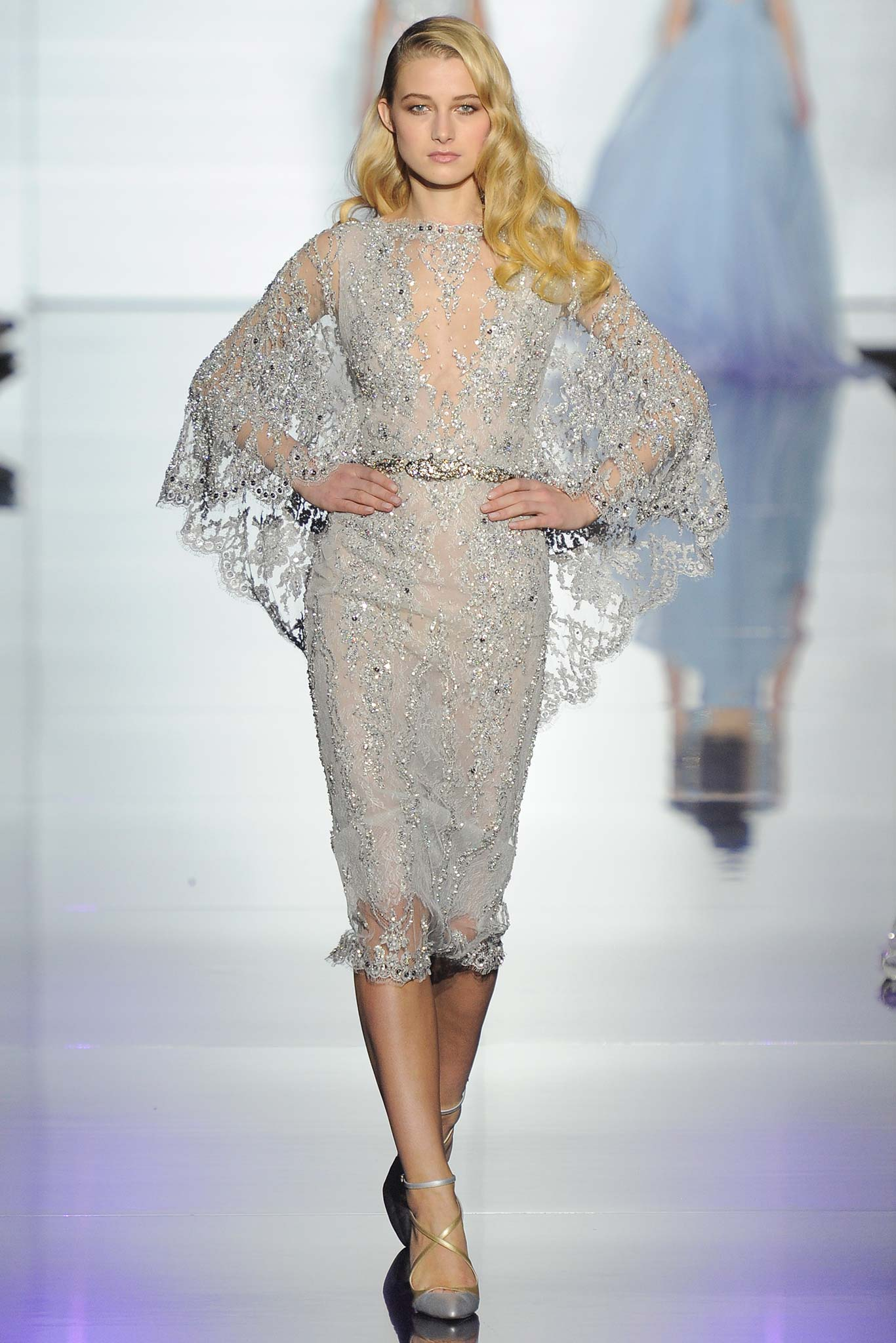 Runway zuhair murad spring 2015 couture collection for Alta couture