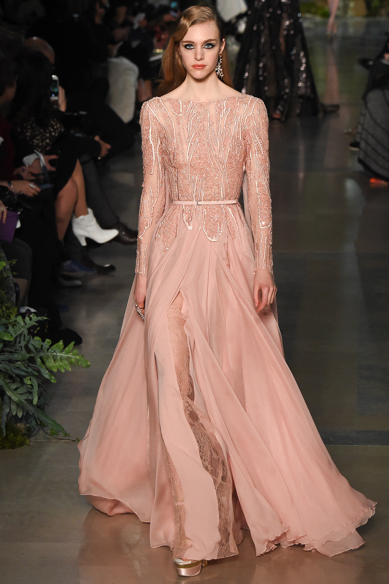 RUNWAY: Elie Saab Spring 2015 Couture Collection
