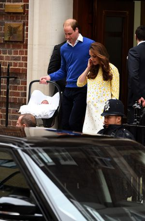 Little royal princess - outside the hospital - May 2015.jpg
