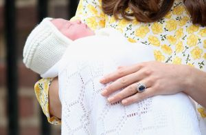 Prince William and Kate Middleton show their baby daughter to the world.jpg