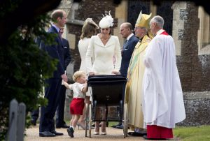 Prince George at her sisters christening - 2015.jpg