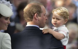 Princess Charlotte christening - Prince George getting tired.jpg