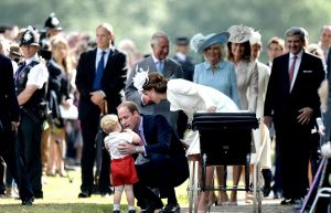 Princess Charlotte christening - Prince George getting tired5.jpg