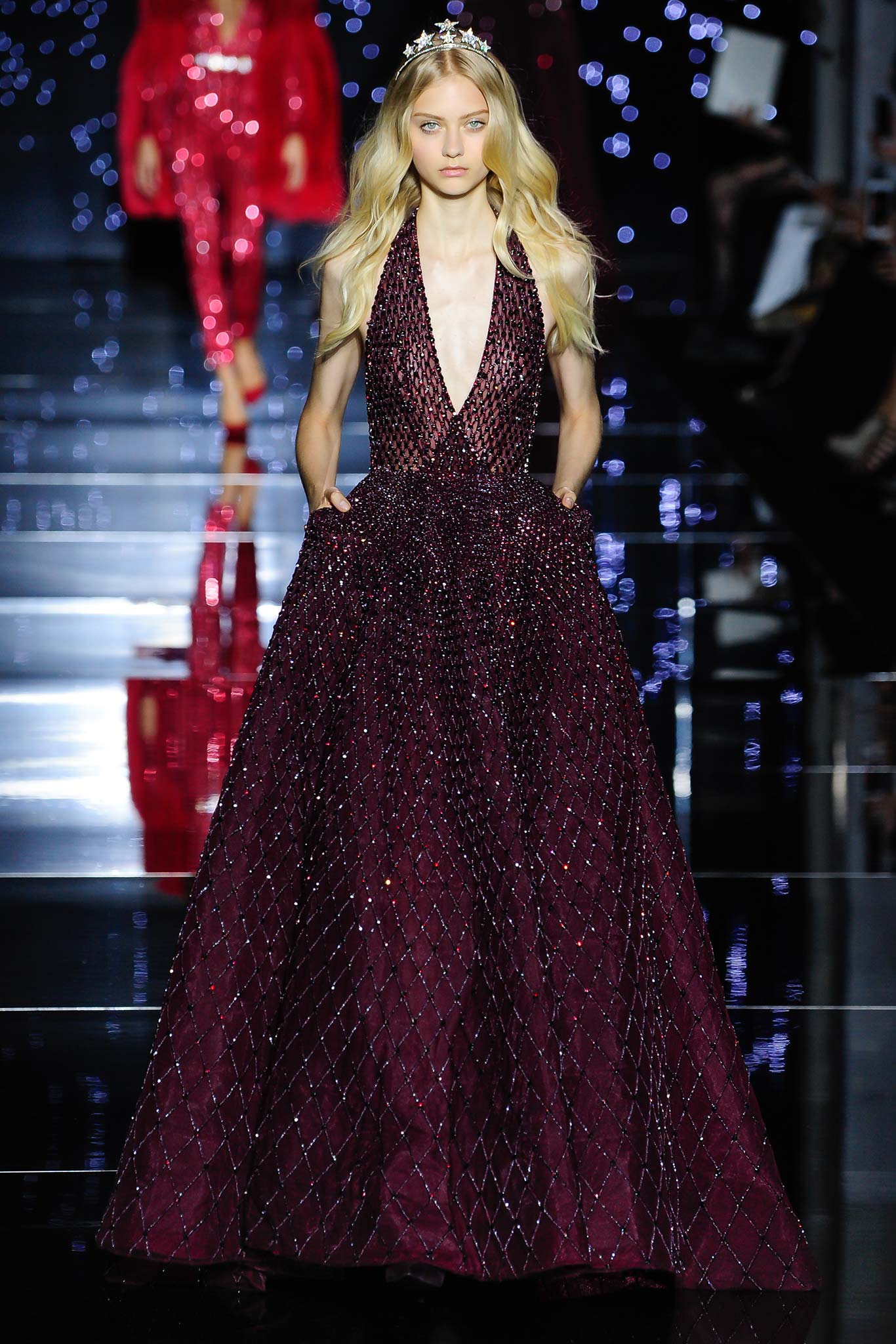 2015 Fall Winter 2016 Fashion Trends For Teens: RUNWAY: Zuhair Murad Fall 2015 Couture Collection