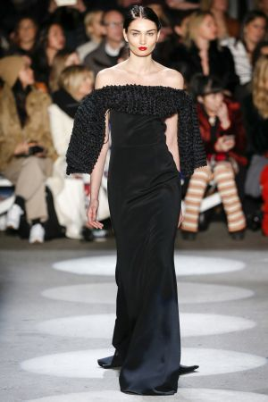 Christian Siriano Fall 2016 RTW Collection