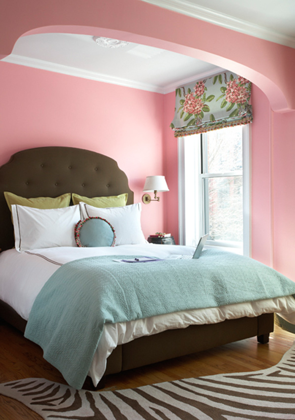 Luscious Style Bedrooms