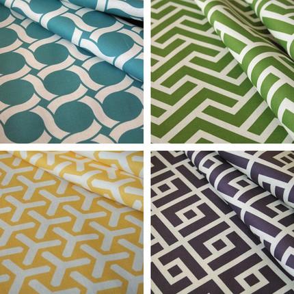 Luscious Style Geometric Prints