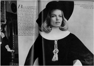 US Vogue August 1968 - Veruschka and Rubartelli -Queen Cristina2.jpg