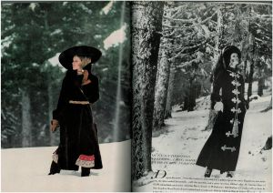 US Vogue August 1968 - Veruschka and Rubartelli -Queen Cristina3.jpg