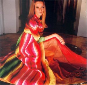 Veruschka - 1966 shoot