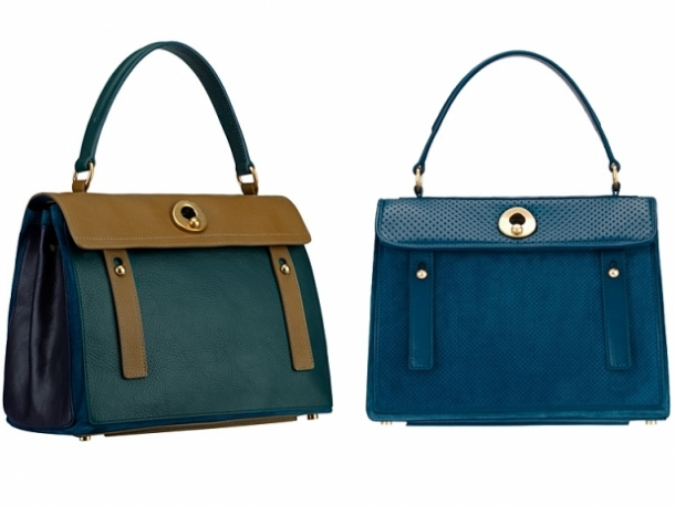 Frockage: Yves Saint Laurent Spring 2012 Bags Collection