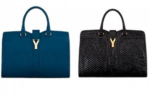 Yves Saint Laurent Spring 2012 Bags Collection.jpg