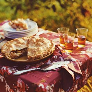 Apple cake for a picnic - Live lusciously with LUSCIOUS.jpg