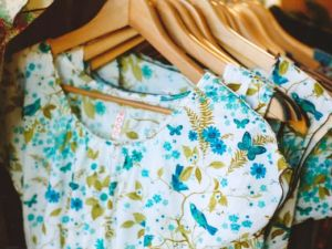 Pretty floral blue dresses - Live lusciously with LUSCIOUS.jpg